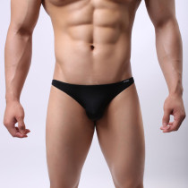 Men Briefs String Bikini Briefs Underwear Sexy Bikinis and Briefs(2pcs/lot)