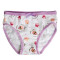 Closecret Kids Series Comfy Cotton Baby Underwear Little Girls' Assorted Briefs Panties with Bow-knot (Pack of 4)