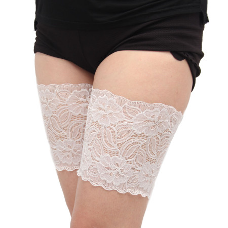 Anti Chaffing Thigh Bands Socks(pack of 2 pairs)