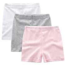 Bossail Kids Series Little Girls' Cotton Boyshort Panties (Pack of 3)