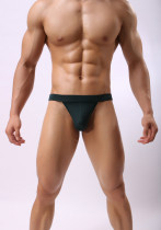 Closesret Men's Sport Thong Sexy T-Back Men Stretch Underwear pieces of 2