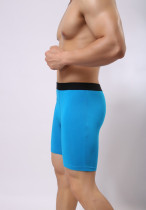 Closecret Men's No Ride up Boxer Briefs with Functional Fly Underwear