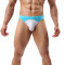 Nightaste Men's Underwear Sexy Micro Mesh Low Rise Breathable Bikinis Briefs