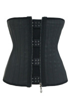 25 Steel Bone Firm Compression Plus Latex Waist Cincher