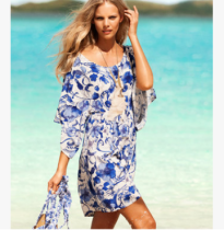 Big discount beach dress fashion women beachwear