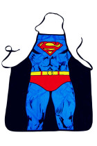 Superman Body Print Comics Kitchen Apron