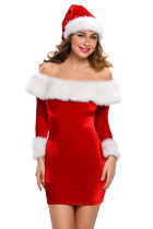 Sexy Delightful Santa Sweetie Adult Costume