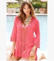 Fashion summer beachwear cheap beach dress