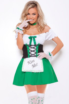 Kiss Me Cutie Irish Sexy Costume