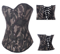 Sexy Wrapped Chest Women Corsets