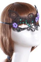 Butterfly Fairy Sexy Lace Masquerade Mask