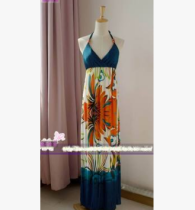 Big discount summer long dress