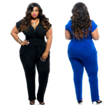 Plus Size Women  Jumpsuits & Rompers (L-3XL)