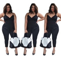 Plus Size Women Jumpsuits(L-4XL)