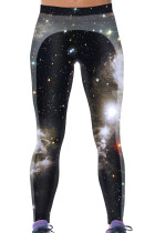 Miraculous Galaxy World 3D Print Yoga Pants