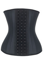 25 Bones Support Trendy Plus Latex Waist Cincher