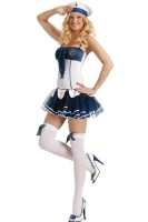 High Seas Hottie Costume L1466