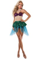 Sea Seductress Mermaid Costume L15385