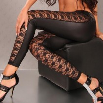 Butterfly Lace Legging L9458