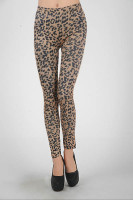 Leopard Leggings L9580