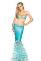 Mystical Mermaid Costume L1318