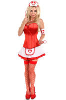 Pin-Up Nurse Costume L15328