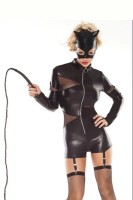 Feline Domineer Costume  L1084