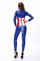 Sexy Captain America Costume L15107
