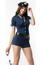 Blue Police Costumes