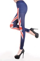 Flag Desgin Fashion Girls Legging L9644