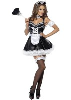 Fever Flirty French Maid  L1290