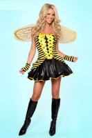 Sexy Buzzing Bee Costume L15279