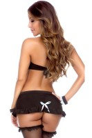 Maid To Please Lingerie Costume L15215