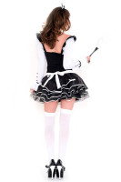 Women's Pretty Proper French Maid Costume L15299