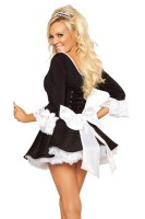 French Maid costume L1409