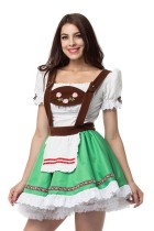 Temptation Beer Girl Oktoberfest Costume L15515