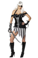 Pirate Mistress Costume L1341