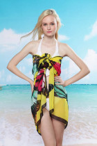Butterfly Flower Sarong L3716