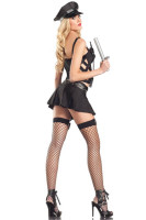 Sexy Naughty Officer Costume L15224