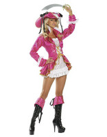 Passion Pirate Costume L1038