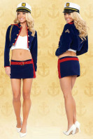 Sexy Sailor Costume L1350