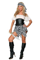 Exclusive Deluxe Pirate Costume L1339