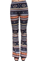 Mutil-Clor Printed Leggings L97044
