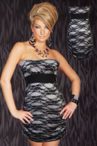 Sleeveless Sexy Party Dress L2535