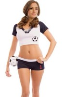 Soccer Sports Costume L1493