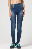 Fashion Jeans Look Leggings L97038
