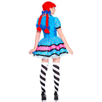 Dark Rag Doll Costume