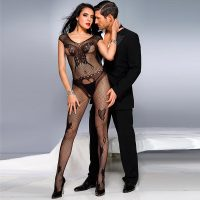 Fishnet Butterfly Bodystocking