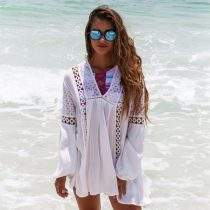 White Tunic Shirt Long Sleeve