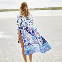 Summer Beach Long Cardigan